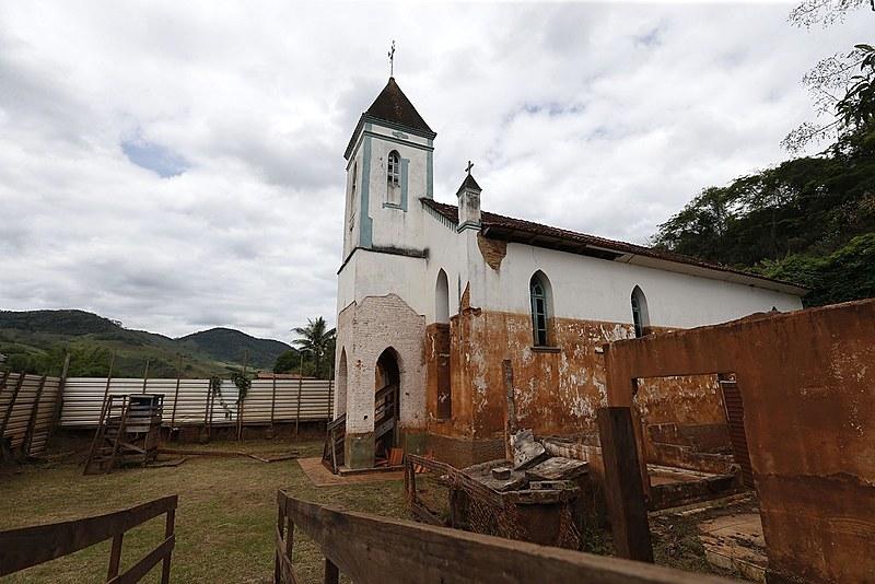 Dezenove pessoas morreram no crime ambiental em Mariana, Minas Gerais