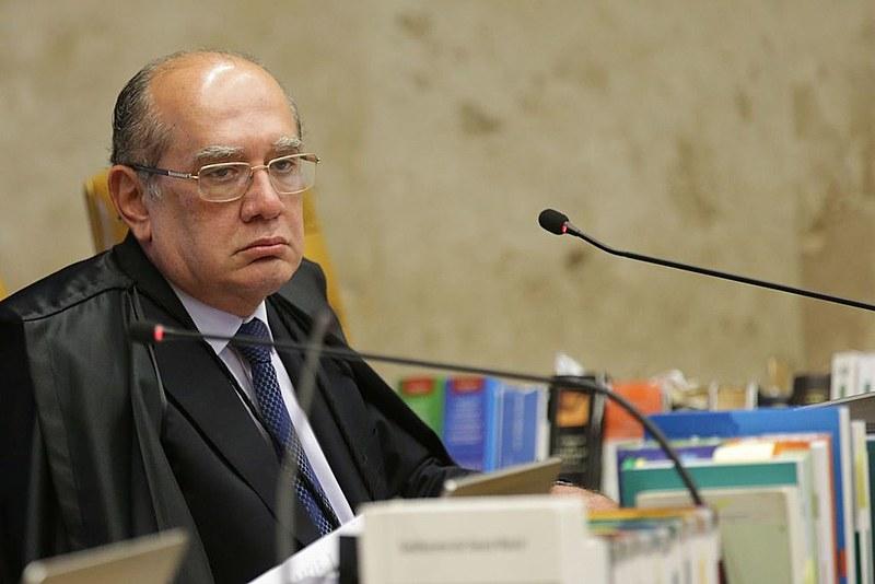 Gilmar Mendes é ministro do STF