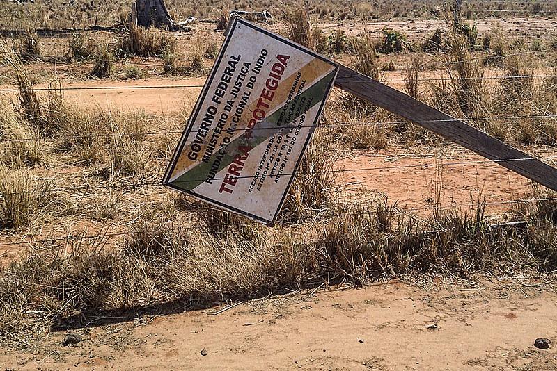Registro de operação realizada pelo Ibama e a Funai na região do Parque do Xingu; órgãos têm sofrido ataques do governo Bolsonaro