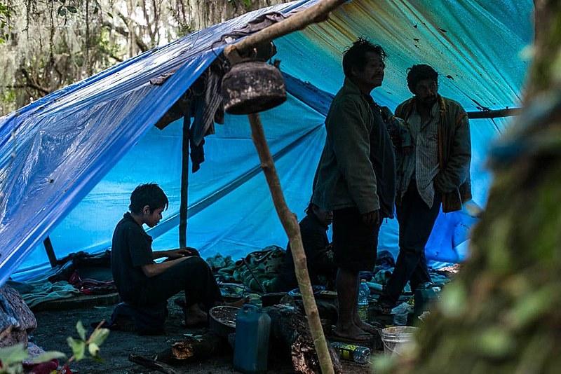 Comunidade Guarani Mbya sofre pressão de fazendeiros e de empreendimentos imobiliários