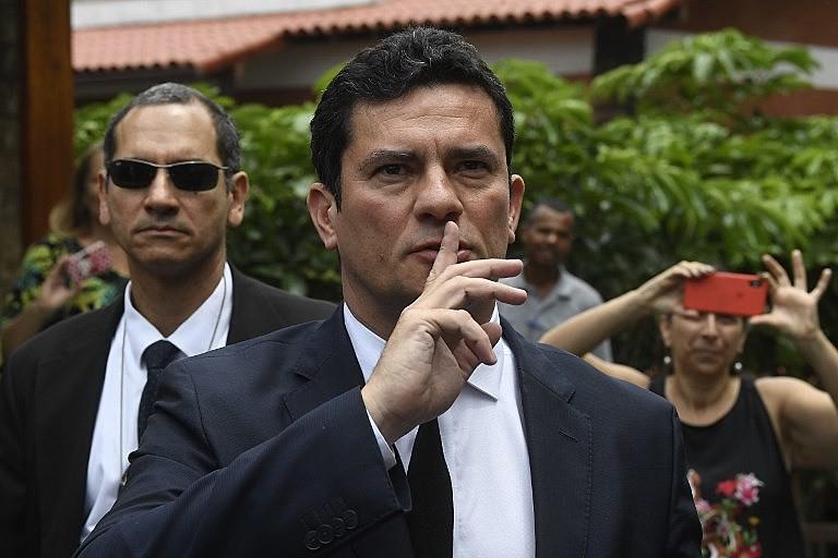 Juiz Sérgio Moro será ministro da Justiça no governo Bolsonaro