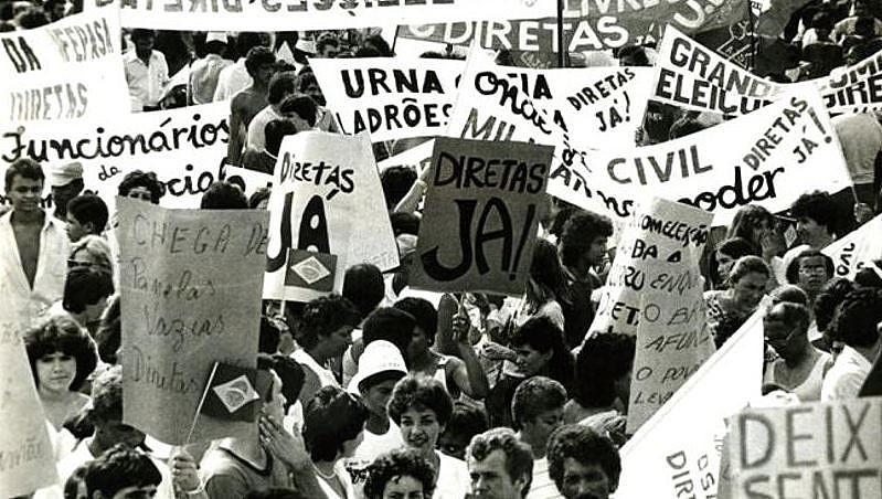 A saúde pública só passou a ser um direito universal com as mobilizações em defesa da democracia