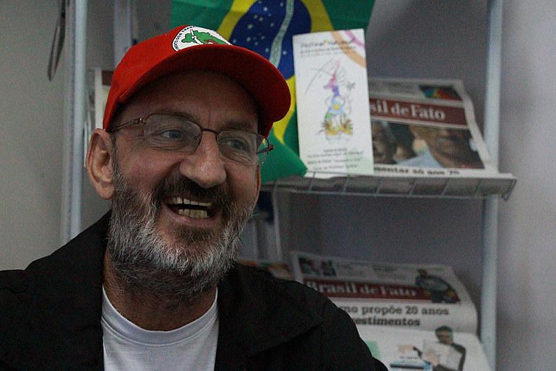 Segundo Ênio, objetivo do festival é utilizar atividades culturais para a unidade do movimento sem-terra