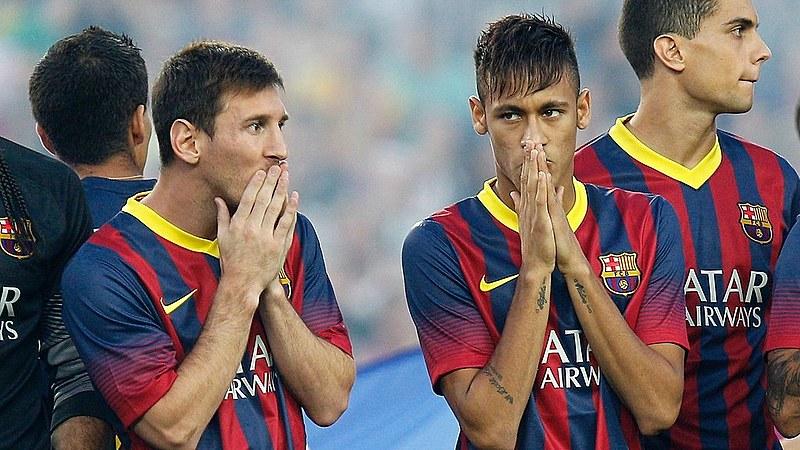 Procurador pediu que Neymar e seu pai sejam indiciados por fraude e corrupção.