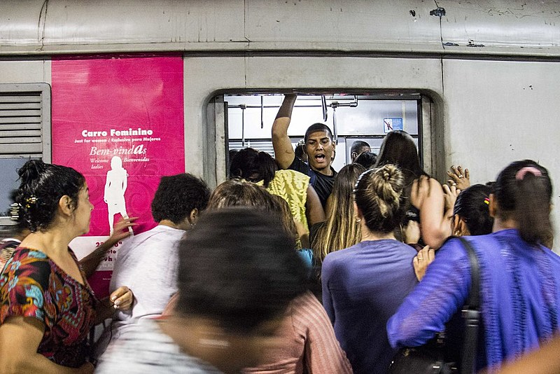 Serviços públicos estão cada vez mais precários na cidade do Rio