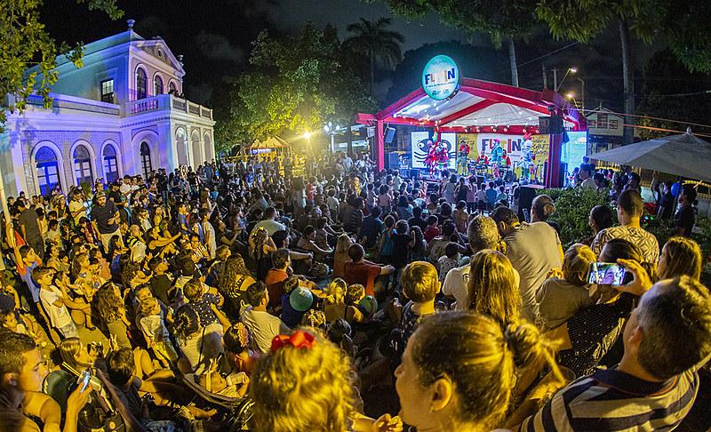 Uma das iniciativas que se consolidou em 2019 foi o Circuito Cultural de Pernambuco, com a realização de feiras e tendas literárias