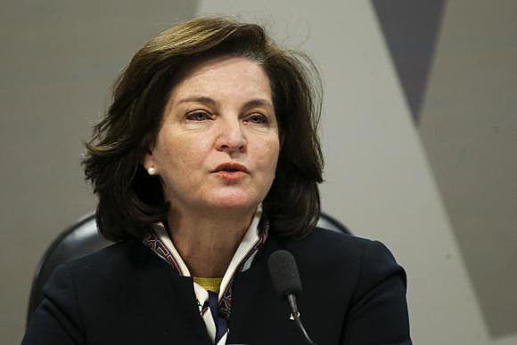 Raquel Dodge took over on Sunday as the head of Brazil's attorney general's office.