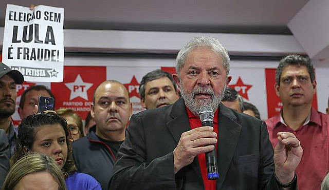 UN Committee concluded that International Covenant on Civil and Political rights could be violated in Lula's case
