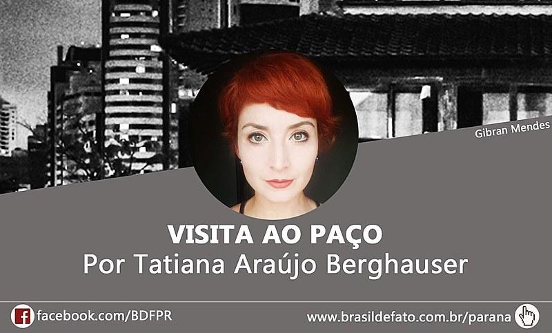 Tatiana é colunista do Brasil de Fato Paraná