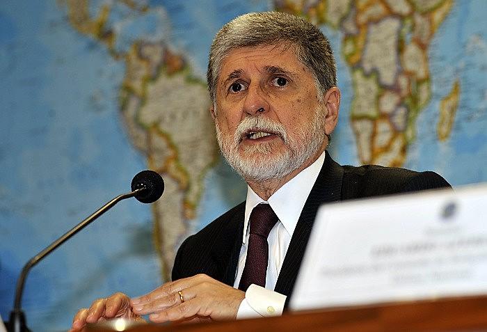 Celso Amorim é pré-candidato ao governo do estado do Rio de Janeiro