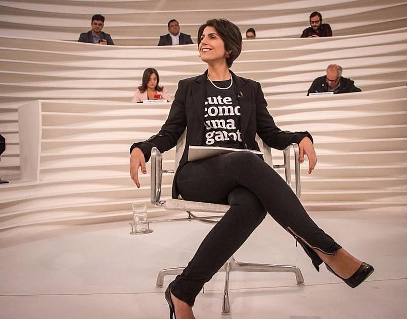Programa do último dia 25 recebeu a pré-candidata à presidência da República, Manuela D'Ávila, do PCdoB
