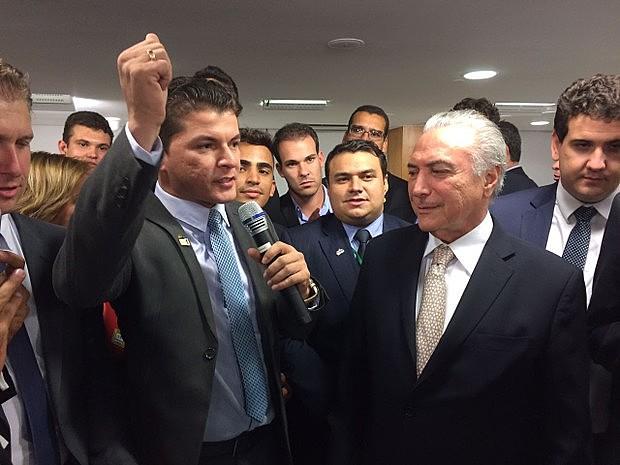 Assis Filho é acusado pelo Ministério Público de ter sido funcionário-fantasma de prefeitura no Maranhão