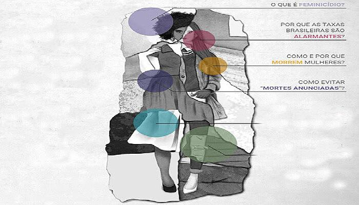 A plataforma interativa para acesso via internet, traz conteúdos sobre o tema começando pelo básico: o que é feminicídio