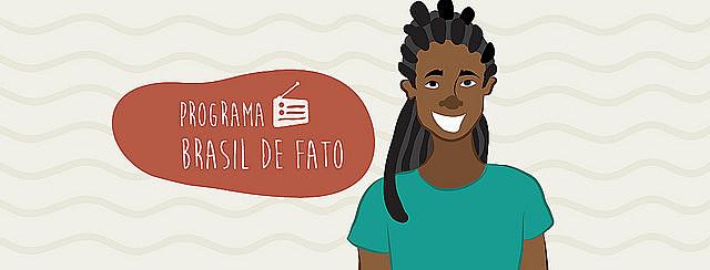 Programa Brasil de Fato vai ao ar aos sábados, com reprise aos domingos