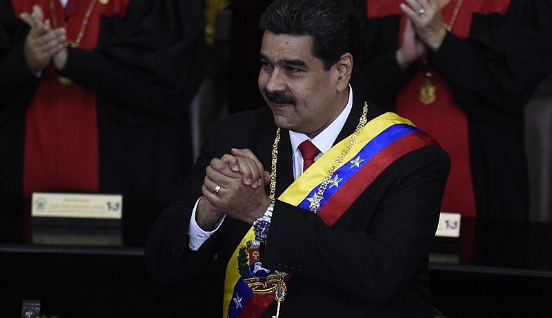 Maduro pretende adiar eleições legislativas para fevereiro