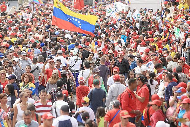 """""""Recebi com muita alegria o convite para escrever uma coluna no Brasil de Fato RS sobre a Venezuela"""""""