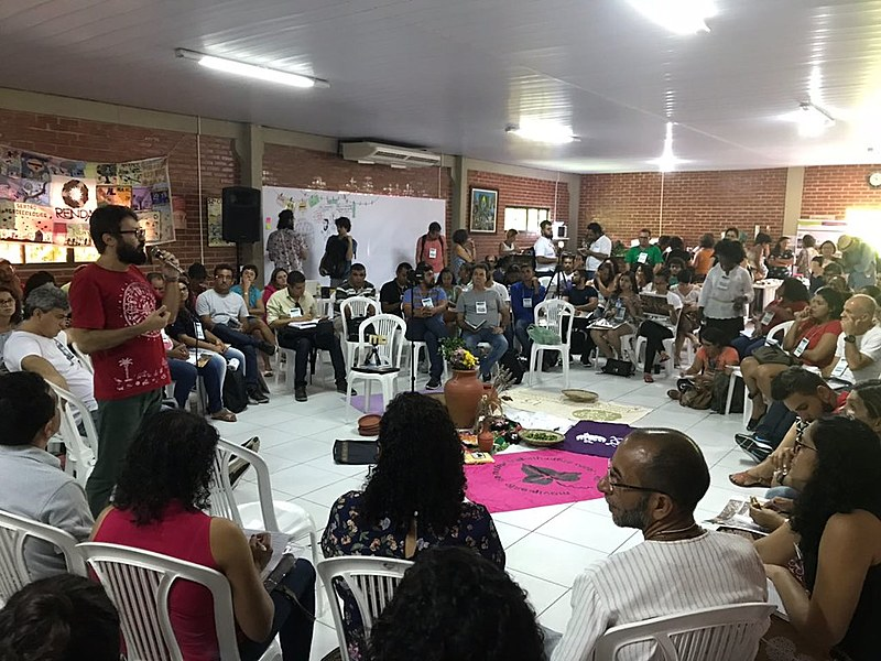 """""""Já estamos percebendo a diminuição de espaços de participação da sociedade civil"""", apontou Luciano Marçal da AS-PTA"""