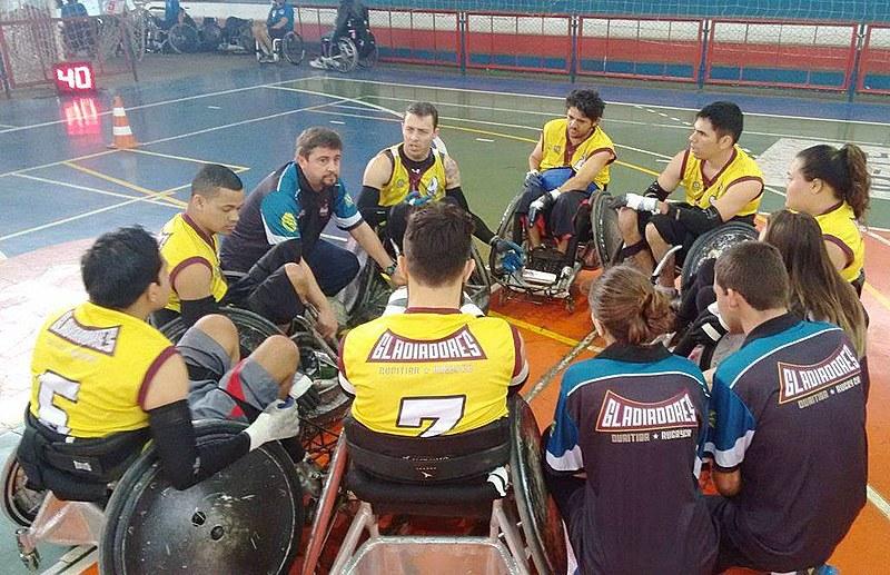 'Gladiadores' foram vice-campeões da IV Copa Caixa, no dia 10 de dezembro