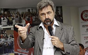 Ricardo Gebrim conversou com o Brasil de Fato em visita a Pernambuco