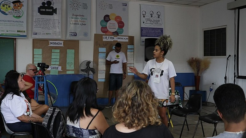 O bairro ainda é um dos mais violentos de São Paulo, mas iniciativas como o CDHEPtêm transformado a realidade na quebrada