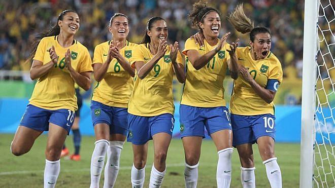 Copa do Mundo de Futebol Feminino acontece em junho