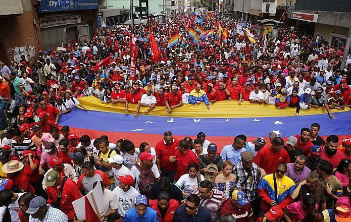 Ato brasileiro é em solidariedade ao povo venezuelano e em apoio à Assembleia Constituinte no país