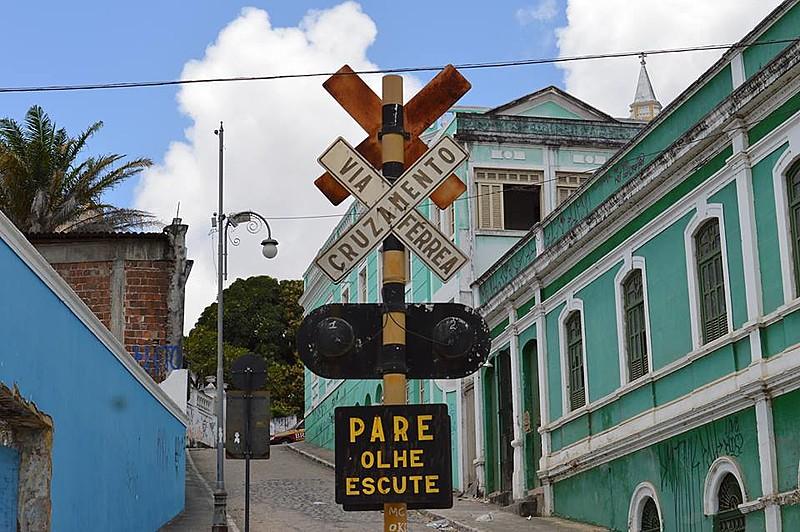 Pare, olhe escute - Ocupa Porto do Capim com arte, cultura, história e resistência!