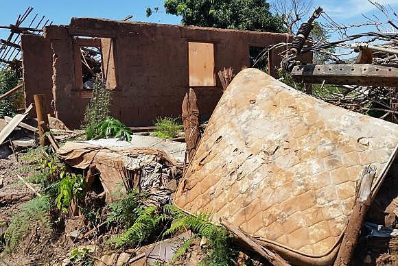 O desastre ambiental causado pelo rompimento da barragem do Fundão causou destruição e mortes no Vale do Rio Doce