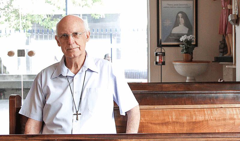 Lancellotti tem 71 anos, dos quais quase 36 dedicados à causa da população em situação de rua e outros grupos marginalizados