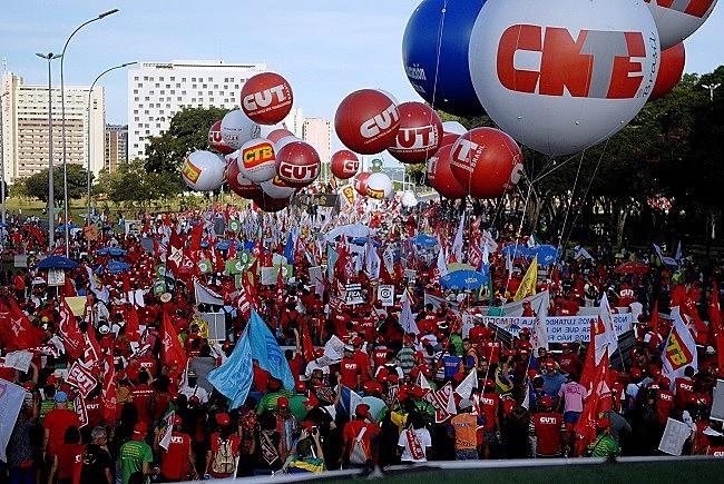 A paralisação vai durar inicialmente 10 dias e, no dia 25 de março, o movimento vai avaliar a continuidade das mobilizações