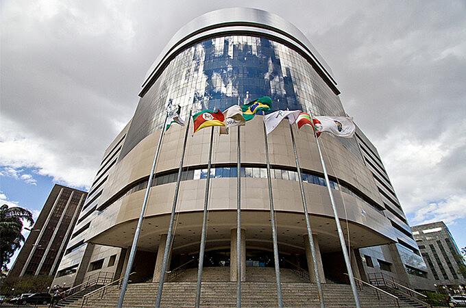 Tribunal Regional Federal da 4ª Região (TRF4) em Porto Alegre (RS)