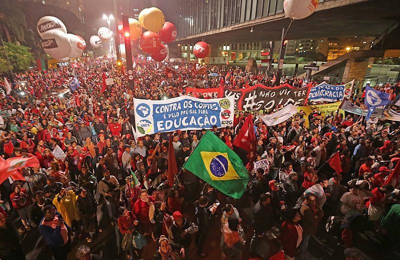 Além de atos no país, já estão confirmados algumas manifestações internacionais como em Barcelona, na Espanha; Munique, na Alemanha; Montevideu, no Uruguai e Londres, a capital inglesa.