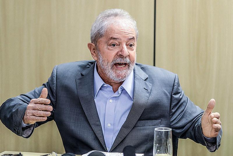 Lula concedeu entrevista ao portal UOL nessa quarta-feira (16); para o ex-presidente, seu processo deve ser anulado