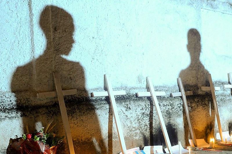 Do total de números de homicídios no país, 77% das vítimas são jovens