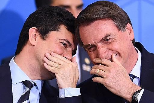 Sérgio Moro abriu mão da magistratura para assumir o cargo de Ministro da Justiça do governo de Jair Bolsonaro