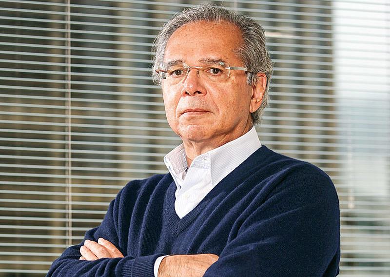 Além da taxação única do IR, Guedes também adiantou a vontade de recriar um imposto nos moldes da CPMF