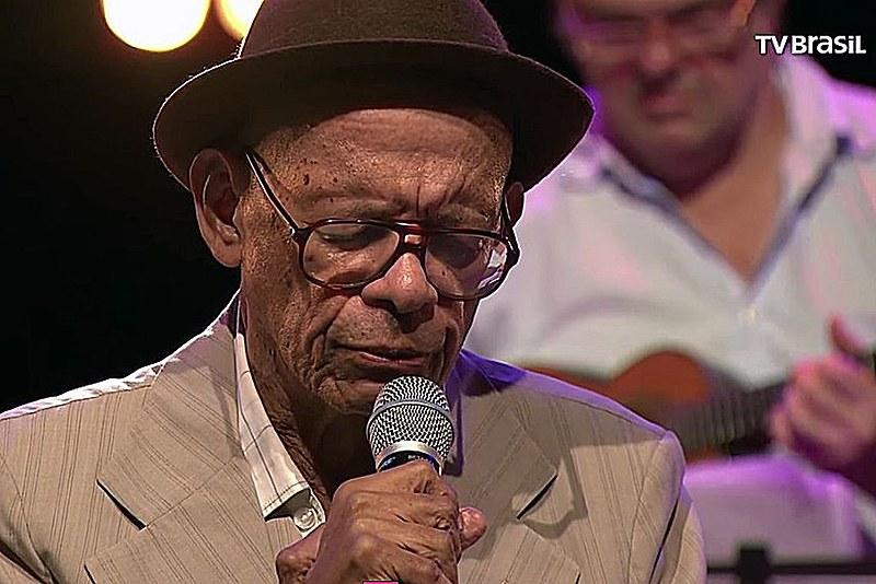 Elton Medeiros foi parceiro de grandes nomes como Cartola, Paulinho da Viola e Zé Keti