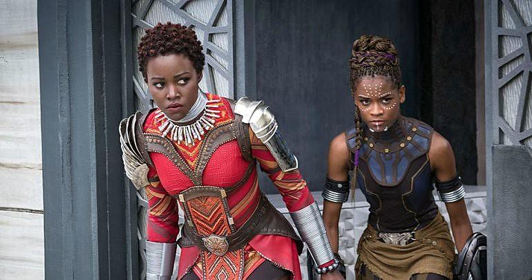 Personagens femininas de Pantera Negra não caem na tradicional rivalidade