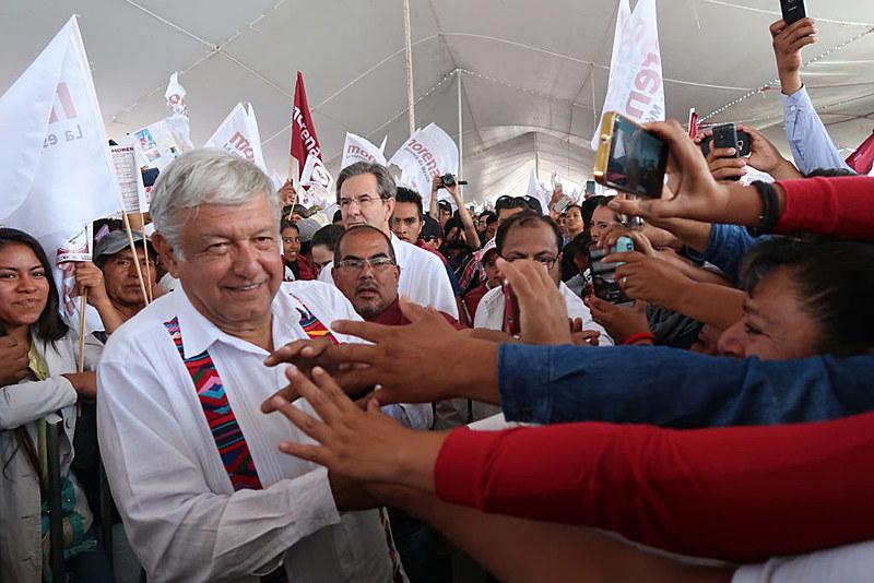 López Obrador pode ser o primeiro presidente não filiado aos dois maiores partidos mexicanos em 90 anos