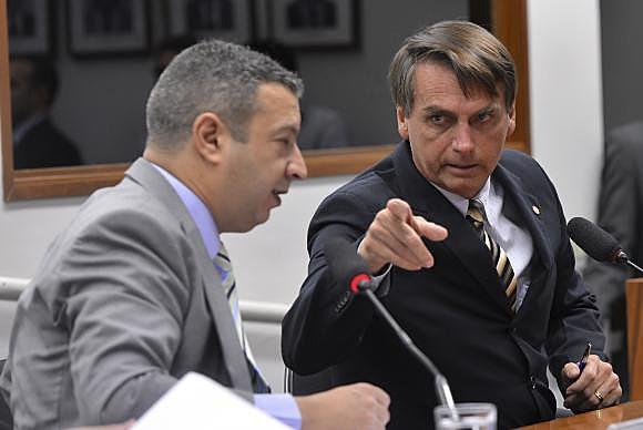 Deputado federal Jair Bolsonaro deve participar de debate promovido pela Hebraica, clube judaico do Rio