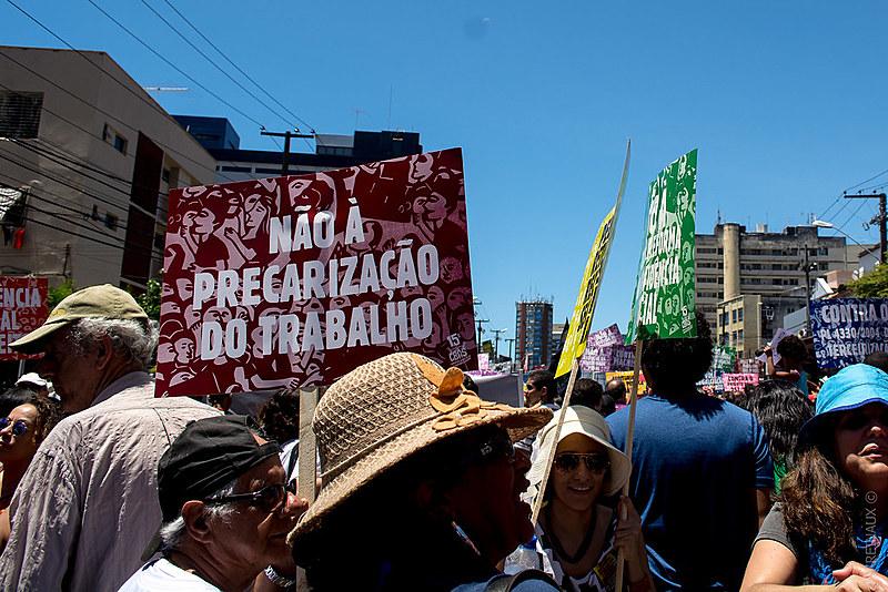 Segundo as lideranças sindicais, estes momentos são importantes etapas da construção da Greve Geral.
