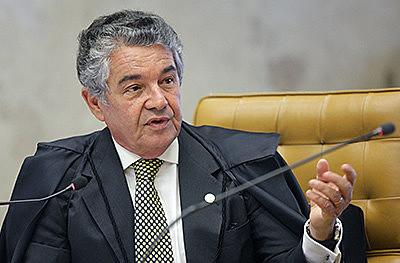 Ministro Marco Aurélio