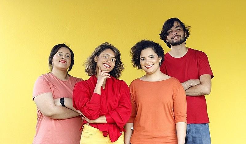 Show Calor da cantora e compositora potiguar Dani Cruz