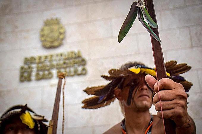 """Desmonte da Secretaria Especial de Saúde Indígena, proposto pelo governo, representaria """"um novo genocídio"""" para seus povos"""