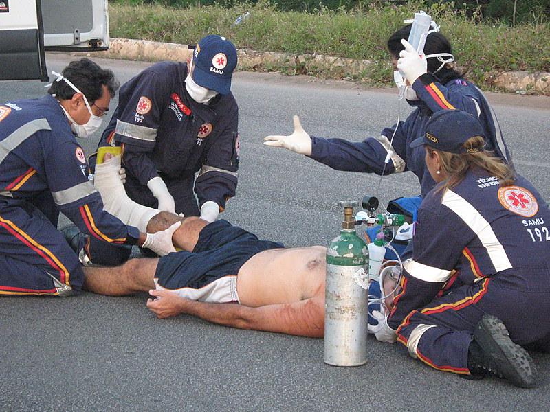 Entre situações que o Samu não atende, o site do Ministério da Saúde destaca os casos que não caracterizem urgência ou emergência médica