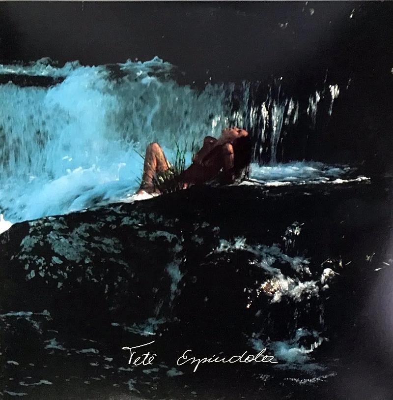 LP Tetê Espíndola - Pássaros na Garganta (1982)