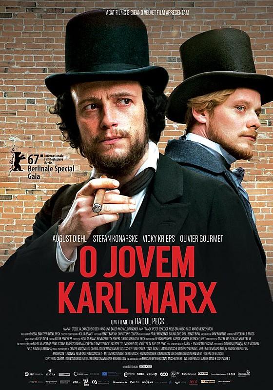 """Filme tem como diretor o haitiano Raoul Peck, que também dirigiu """"I am not Your Negro"""", indicado ao Oscar."""