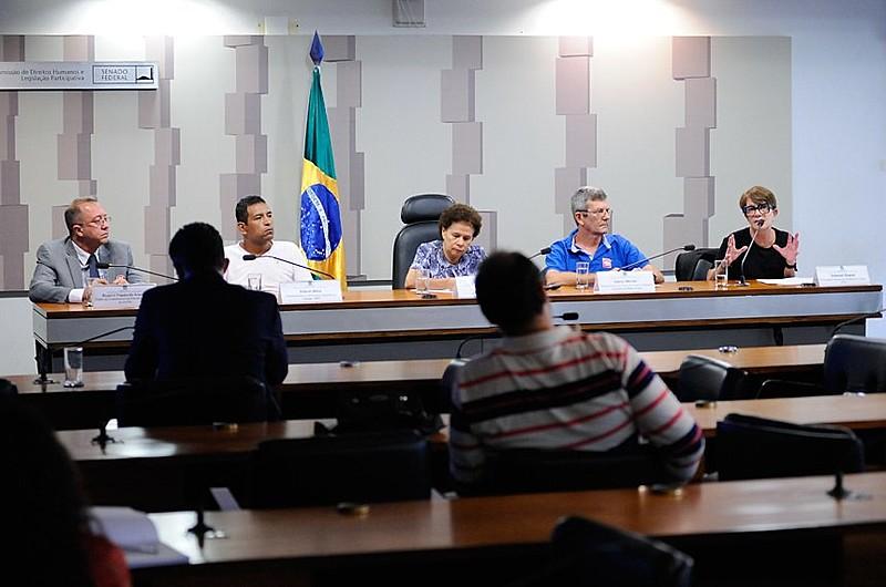 Em novembro de 2017, audiência pública colheu o depoimento de testemunhas da chacina mato-grossense. O julgamento do caso não foi marcado.