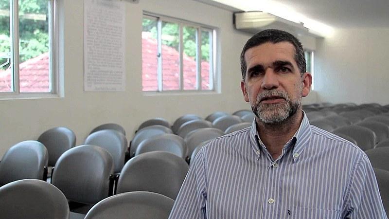 Fernando Melo é presidente do Sindicato dos Trabalhadores em Educação de Pernambuco