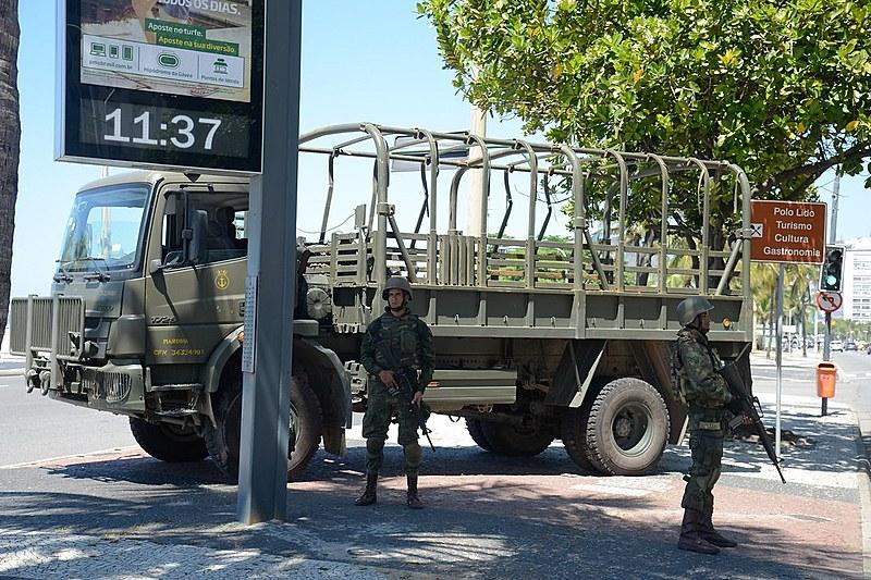"""Forças Armadas serão as """"guardiãs"""" das votações de propostas impopulares na Assembleia Legislativa do RJ"""